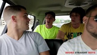 broke straight boys tv episode 1 for free the straight lives of gay porn stars