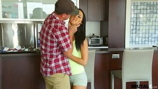 brutalx cable guy harsh fucking a teen sabrina banks teen porn