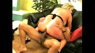 Well hung glad crap-yellow lad penetrates blonde aged woman Wanda Lust  with huge knockers