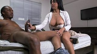 BANGBROS – Big Black Cock Buried In Latin Pussy Somewhere In Colombia
