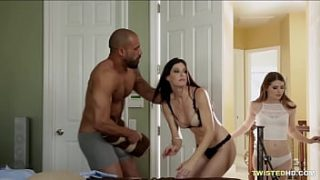 Daddy I don't want to lose you to my stepmom! – India Summer, Alice March