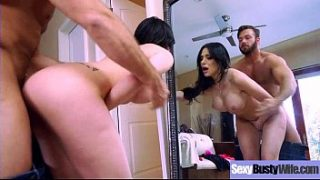 (Jaclyn Taylor) Big Melon Tits Housewife Love Intercorse movie-22
