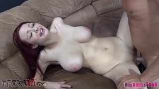 Jessica Robbin's Pussy is Too Damn Tight!