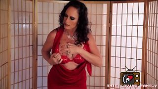 Son Transforms Mom into His Own Personal Whore Sherry Stunns Fauxcest Taboo